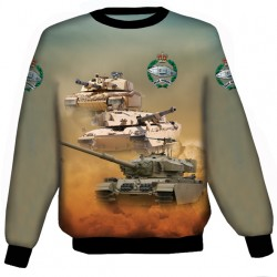 BATTLE TANK SWEAT SHIRTS