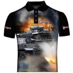PANZER POLO SHIRTS