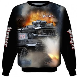 PANZER SWEAT SHIRTS