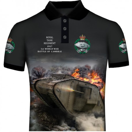 TANKS CAMBRAI POLO SHIRTS