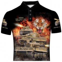 TIGER V1 POLO SHIRTS