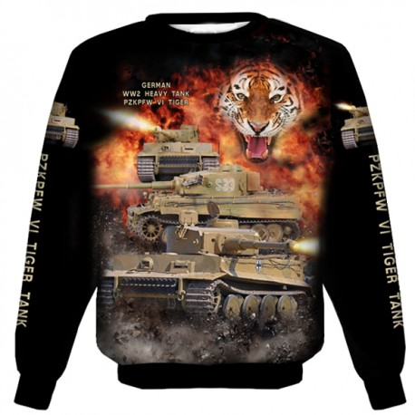 TIGER V1 SWEAT SHIRTS