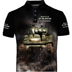 M-4 SHERMAN POLO SHIRTS