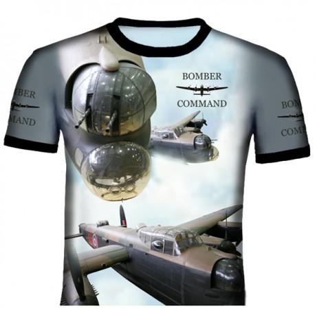 Lancaster Bomber 2 T Shirt