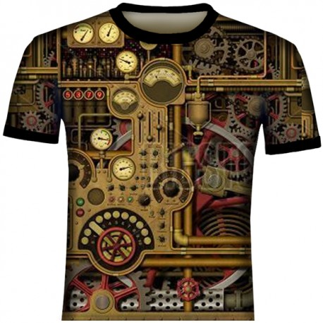 STEAM PUNK 3 T-SHIRTS