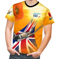 RAF 100 TH T SHIRT
