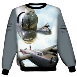 LANCASTER BOMBER SWEAT SHIRT2