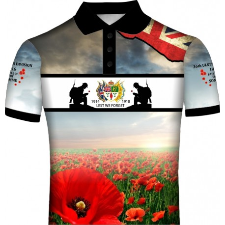 THE SOMME POLO SHIRT