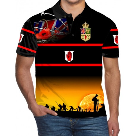 GREAT WAR 100 TH POLO-SHIRT