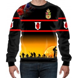 GREAT WAR 100 TH SWEAT-SHIRT