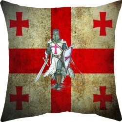 templar02 Cushion Cover