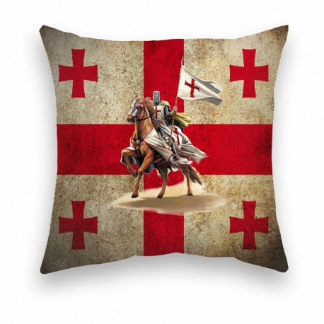 templar03 Cushion Cover