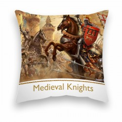 Medieval 01 Cushion Cover
