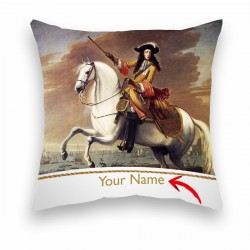 William of Orange02 Cushion Cover