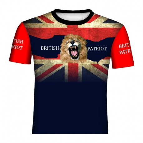 BRITHS PATRIOT1 T SHIRT