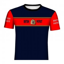 BRITISH PATRIOT3 T SHIRT