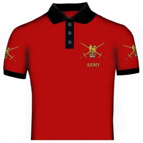 BRITISH ARMY POLO SHIRT