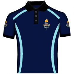 EDUCATION-TRAINING POLO SHIRT