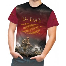 D-DAY NORMADY T SHIRT