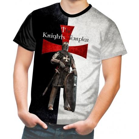 Templar T Shirt Knights New Knight Teutonic CrusaderT-SHIRTS