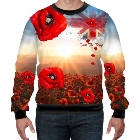 LEST WE FORGET SWEAT-SHIRT