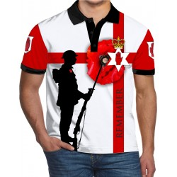 36TH DIVISION REMEMBRANCE POLO SHIRT