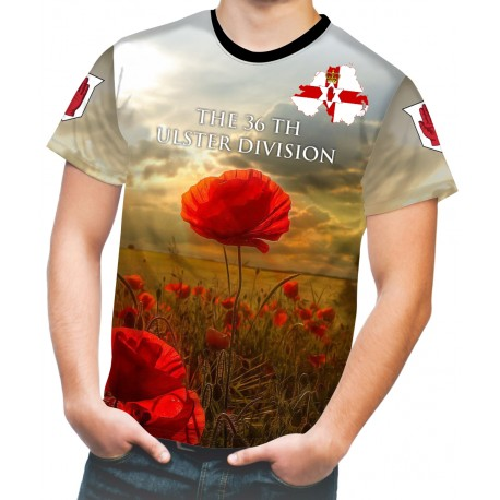 36TH DIVISION REMEMBRANCE2 T-SHIRT