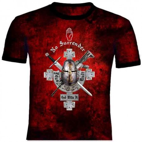 ULSTER NO SURRENDER T-SHIRTS
