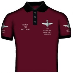 3rd Battalion The Paras Polo Shirt