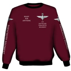 3rd Battalion The Paras Sweat Shirt