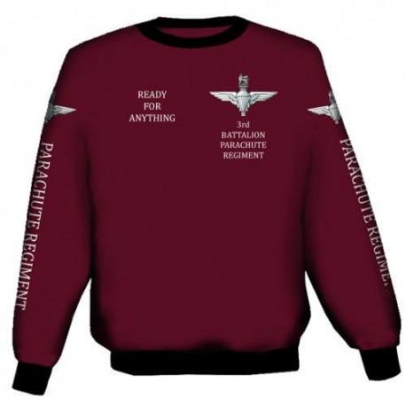 3rd Battalion The Paras Sweat Shirt