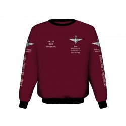 2rd Battalion The Paras Sweat Shirt