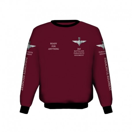 2rd Battalion The Paras Sweat Shirt