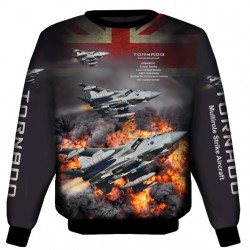 TORNADO-JET SWEAT SHIRT